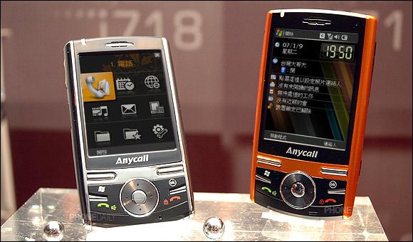 【歷史上的今天 2007/03/28】三星 i718 纖薄 PDA