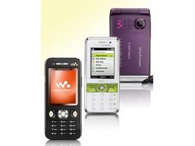 SE 2008 新機公開! Walkman、K 系三機進化