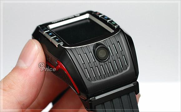 二代特務偷拍王! 手錶手機 M718 再扮狗仔
