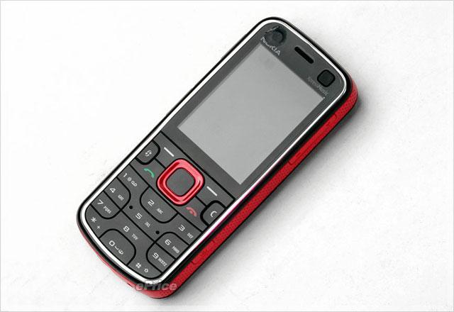 我的手机是诺基亚5320 xm,为什么在聊qq的时候qq字体会变小?