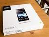 搶先!  Sony Xperia S 真貨開盒小體驗