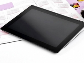 書卷風日系平板 Sony Tablet S 實測報告