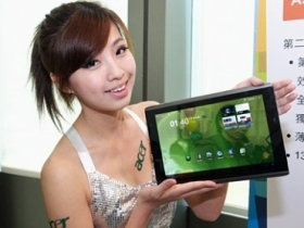 Acer Iconia Tab A500 / W500 春電展開賣