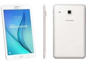 大電平板 Samsung Tab E 8.0 遠傳零元上市